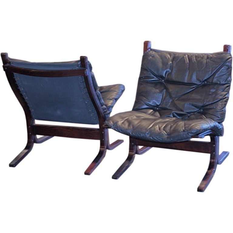 Scandinavian Easy Chairs By: Ingmar Relling