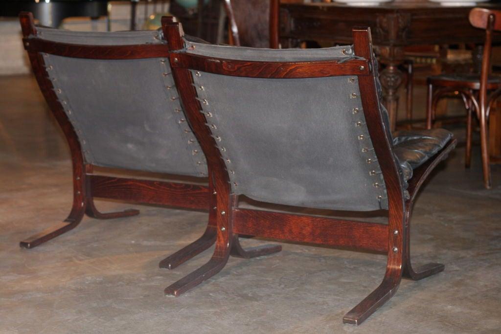 Scandinavian Easy Chairs By: Ingmar Relling 1