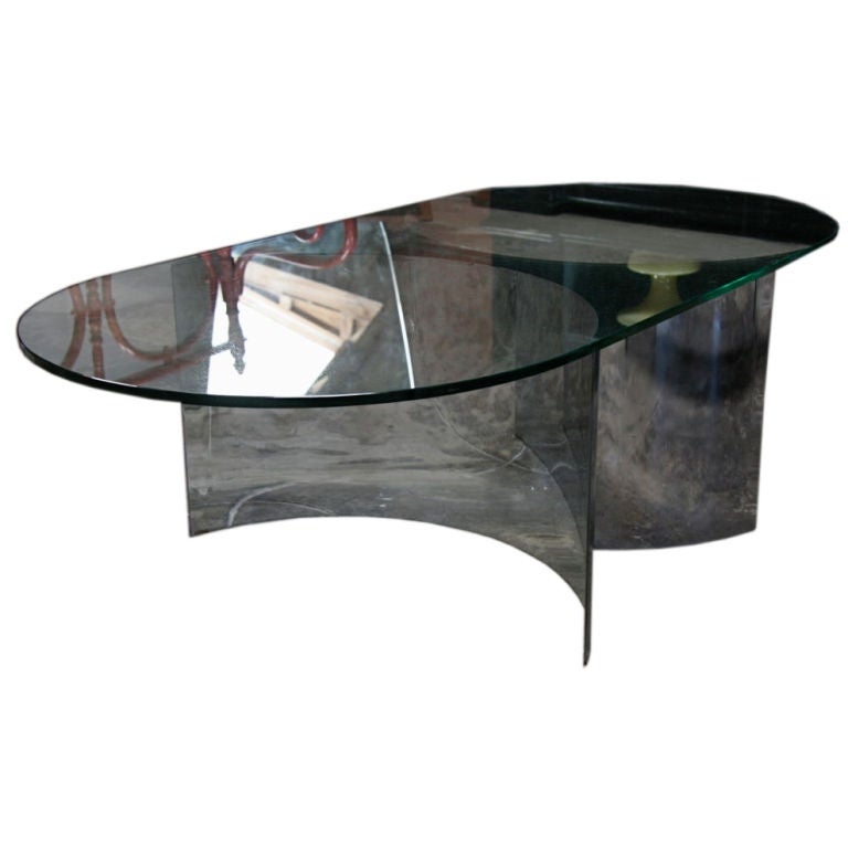 Italian swingin 39 60s coffee table at 1stdibs for 60s coffee table