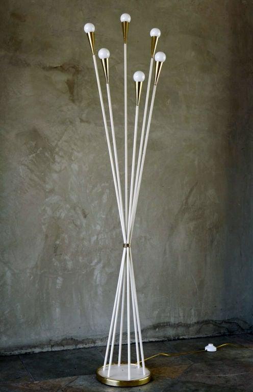 Lunel Multi Arm Floor Lamp At 1stdibs