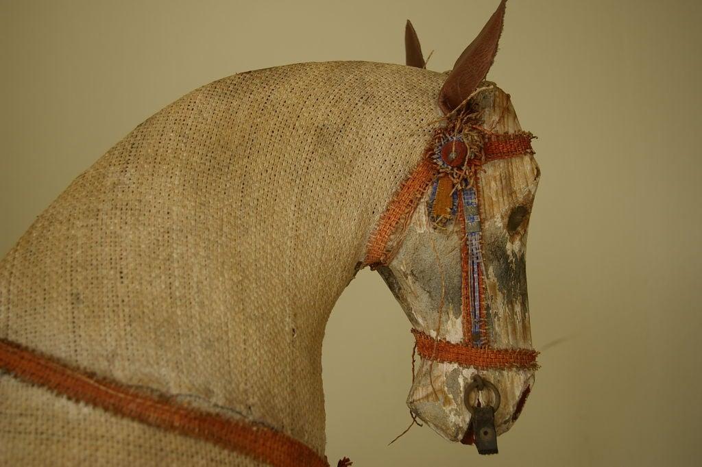 French 19th Century Rocking Horse