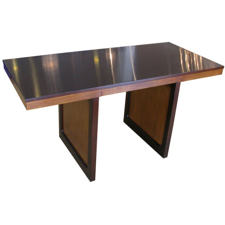 Edward Wormley For Drexel Desk At 1stdibs