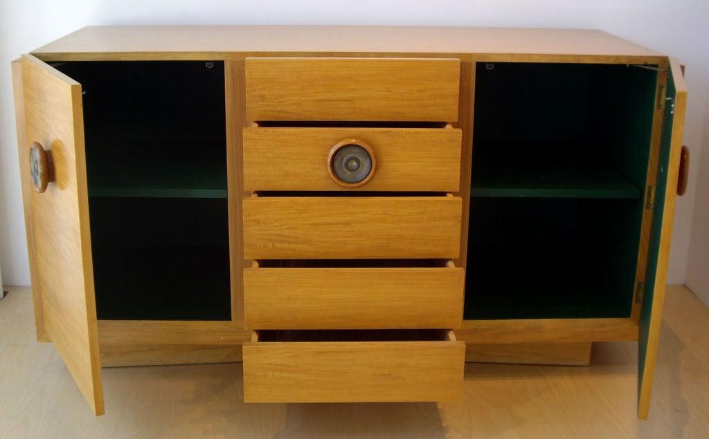 1950s modern mahogany cabinet at 1stdibs