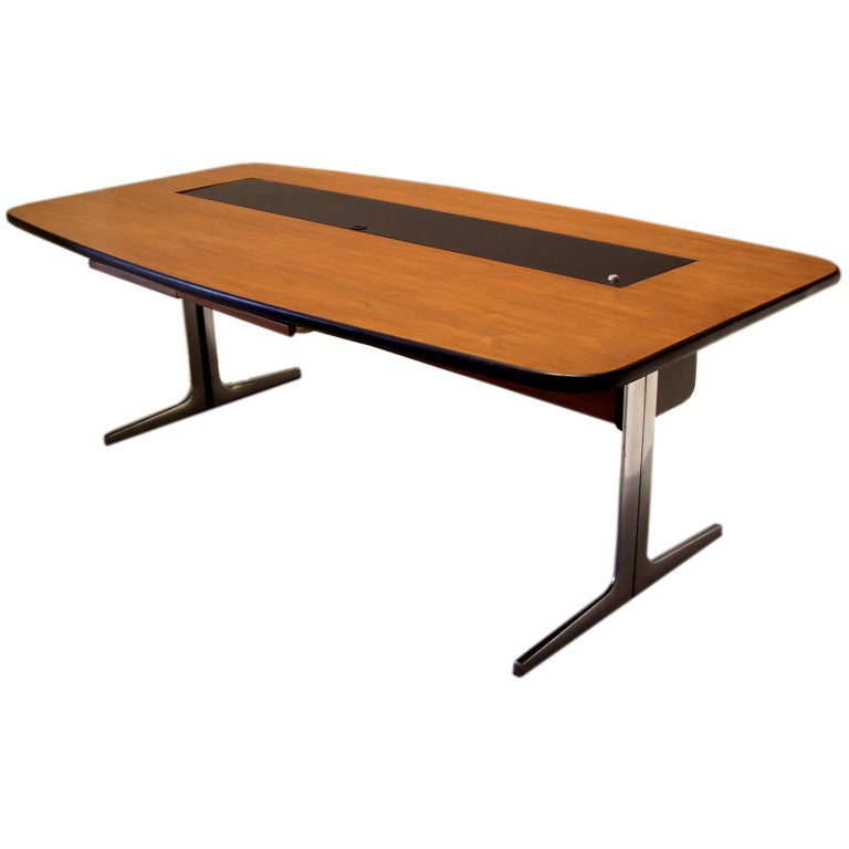 George Nelson for Herman Miller Action fice Desk at