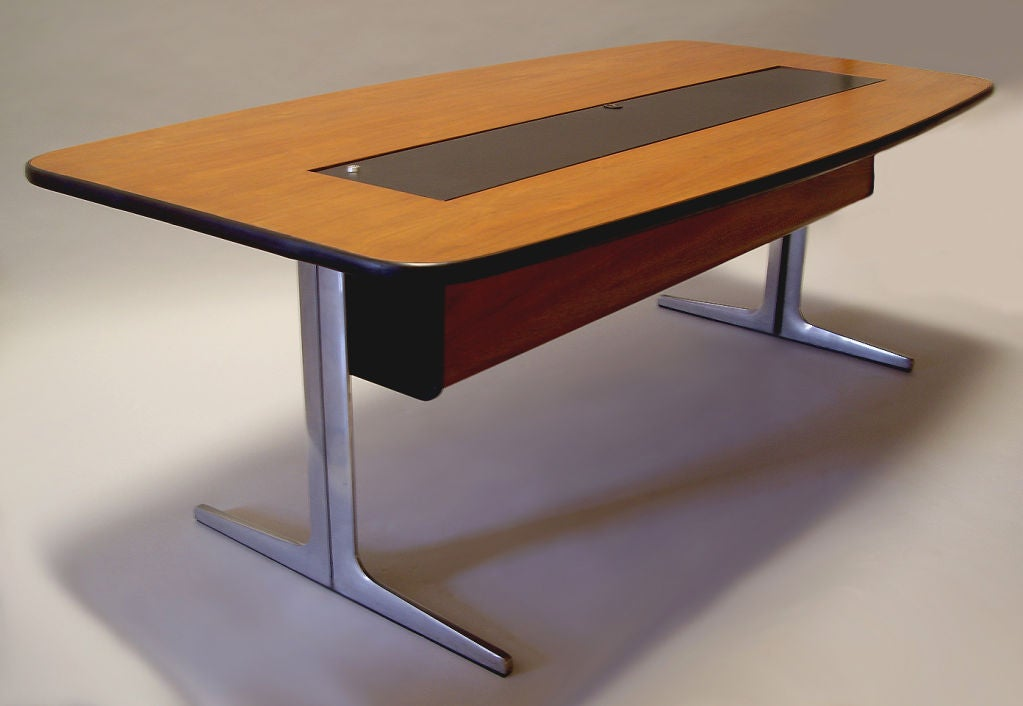 George nelson for herman miller action office desk at 1stdibs - Herman miller office desk ...