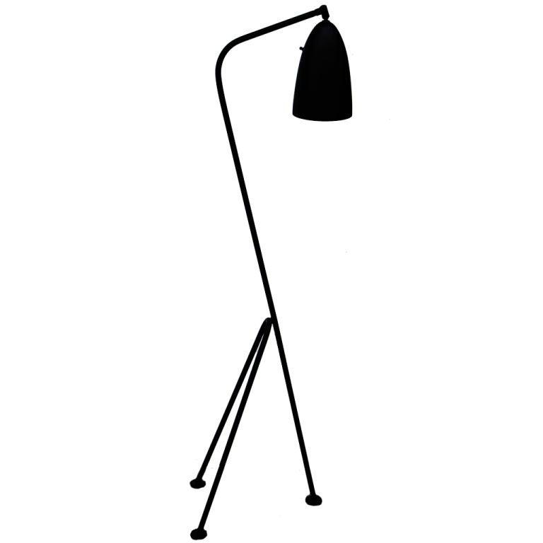 the elusive greta grossman grasshopper lamp at 1stdibs. Black Bedroom Furniture Sets. Home Design Ideas