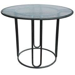 Walter Lamb Petite Bronze Dining Table
