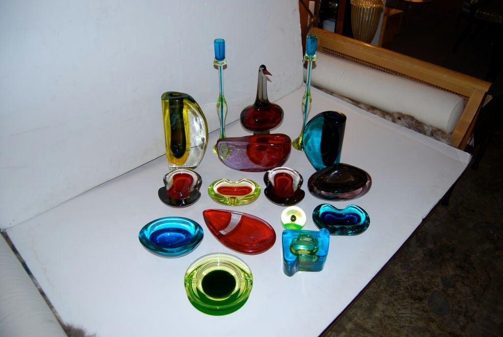 Italian Antonio Da Ros for Cenedese Collection For Sale