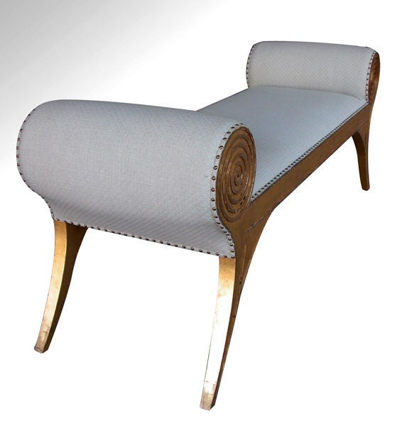 Upholstered Benches With Arms 28 Images Rolled Arm Upholstered Bench Chairish Gramercy