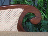 A Curvaceous Pair of English William IV Faux Rosewood Recamiers thumbnail 7
