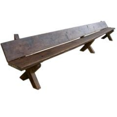 Very Long (16') Original Bench