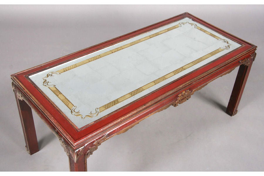 Jansen Chinese Coffee table image 3