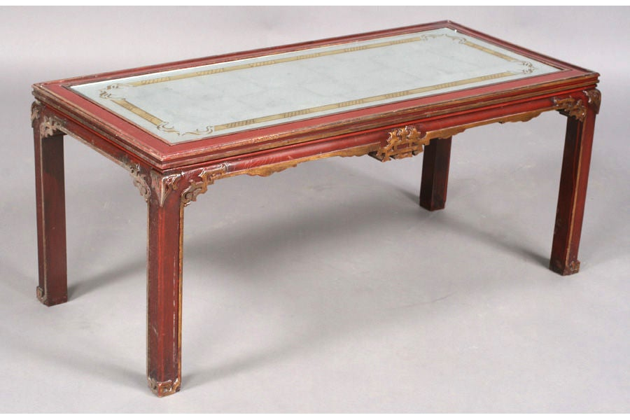 Jansen Chinese Coffee table image 2