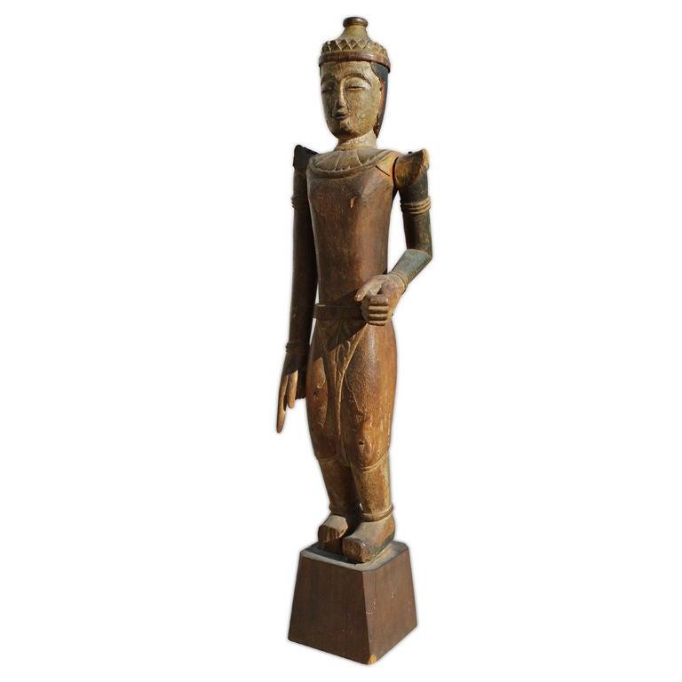 Antique Thai Whirligig