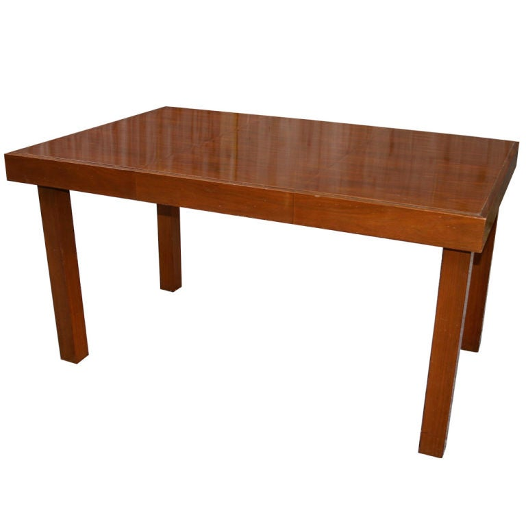 George nelson expandable dining table at 1stdibs for Expandable dining table
