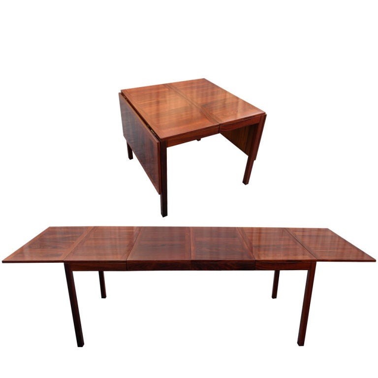 Rosewood Extendable Dropleaf Table at 1stdibs : XXX800312705893161 from www.1stdibs.com size 768 x 768 jpeg 28kB