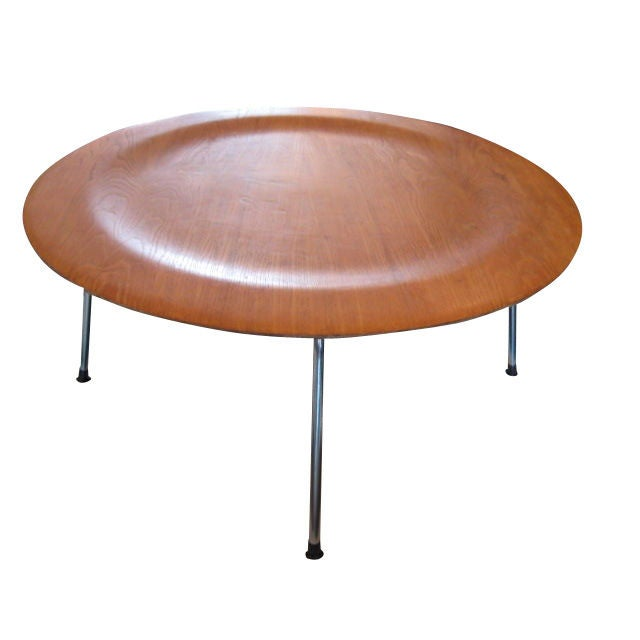 Eames Marble Coffee Table: Charles Eames For Herman Miller CTM Coffee Table At 1stdibs