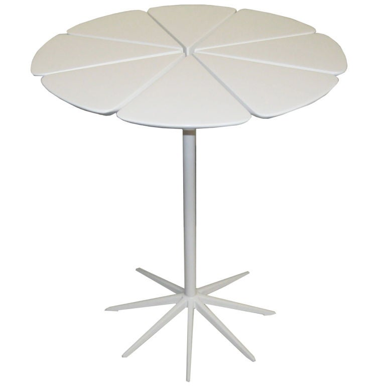 Vintage Petal Table By Richard Schultz For Knoll At 1stdibs