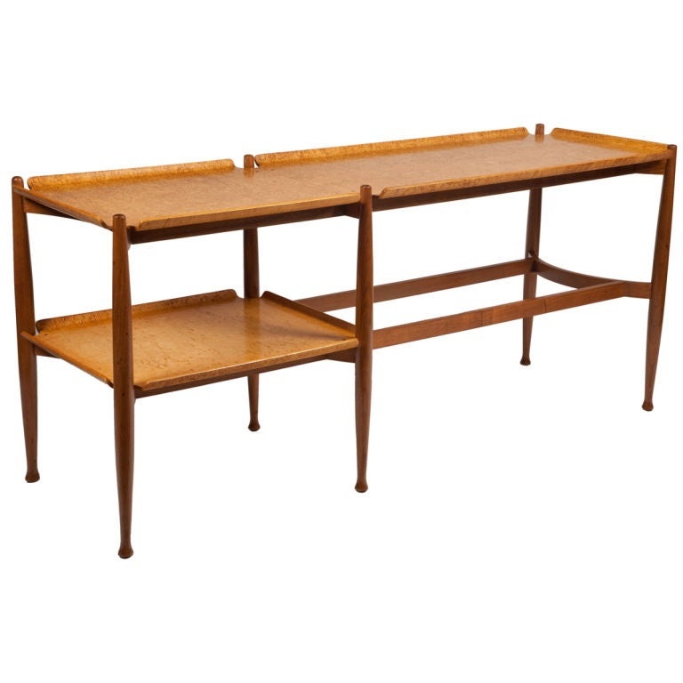 Plywood Console Table ~ Xxx dual main g