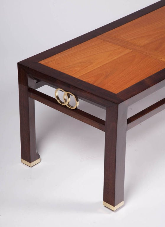 American Far East Cocktail Table by Michael Taylor for Baker For Sale