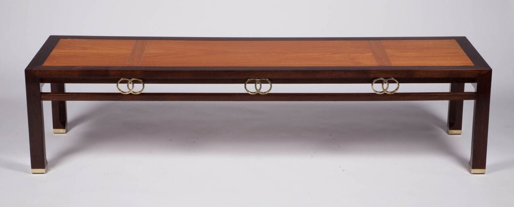 Mid-20th Century Far East Cocktail Table by Michael Taylor for Baker For Sale