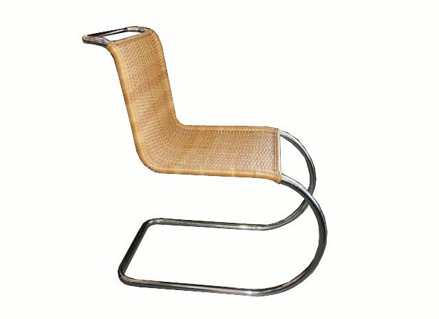 Mies van der rohe mr10 chairs for stendig at 1stdibs
