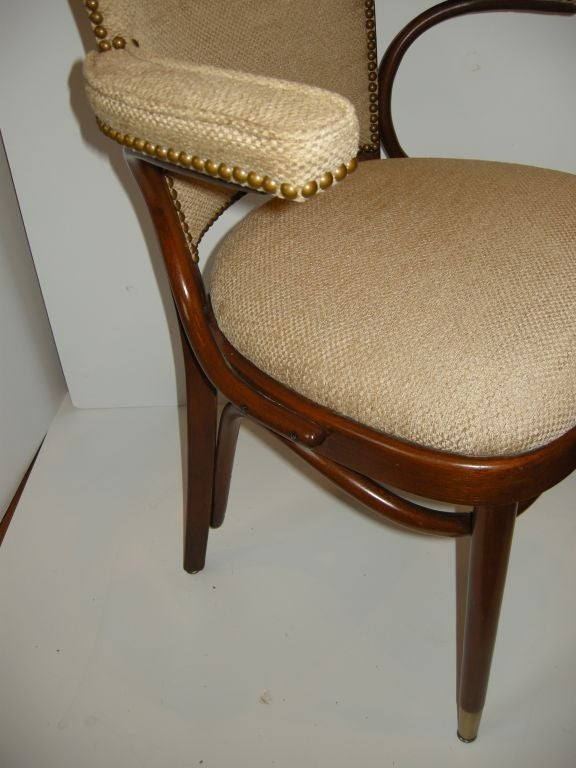 Fabulous Mid Century Thornet Dining Room Chairs 8 At 1stdibs