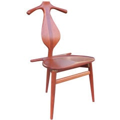 An Outstanding Teak Valet Chair by Hans Wegner (1914-2007)