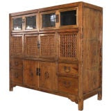 Antique Chinese Pantry / Hutch