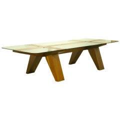 Table, Espalhada Mesa de Jantar, Zanini de Zanine