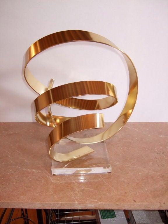 Dan Murphy Ribbon Sculpture 2
