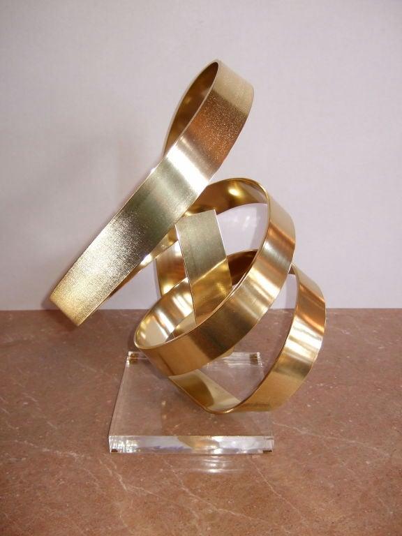 Dan Murphy Ribbon Sculpture 3