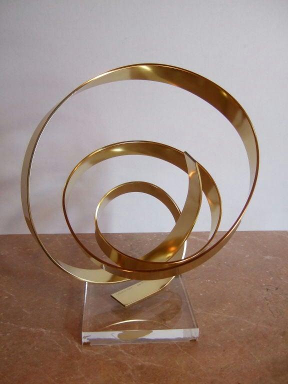Dan Murphy Ribbon Sculpture 4