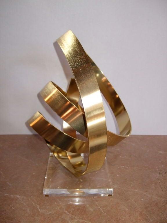 Dan Murphy Ribbon Sculpture 5
