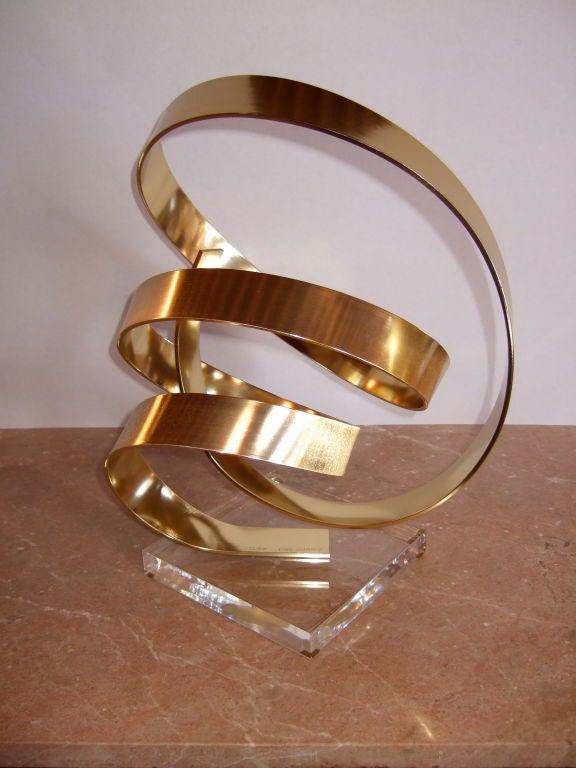 Dan Murphy Ribbon Sculpture 6