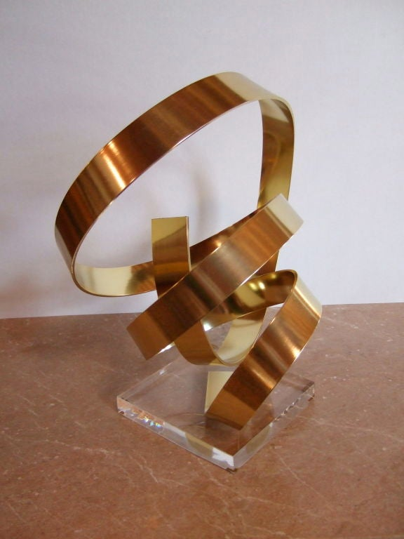 Dan Murphy Ribbon Sculpture 7