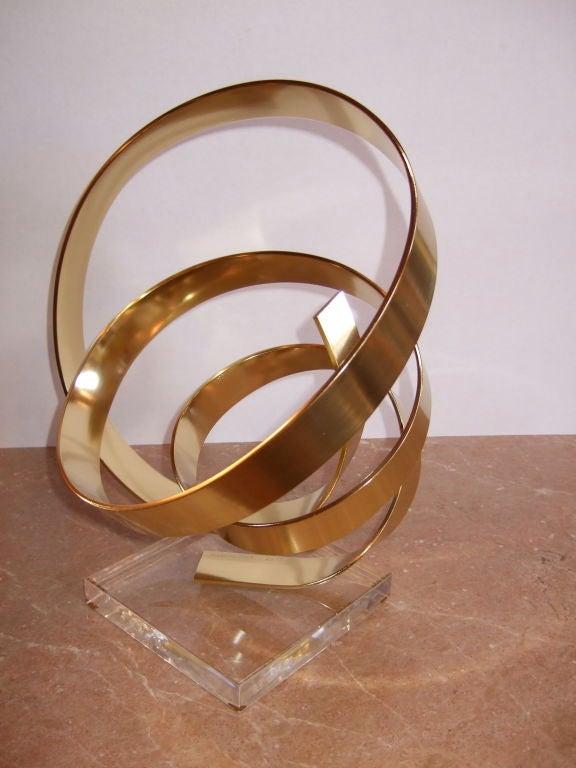 Dan Murphy Ribbon Sculpture 8