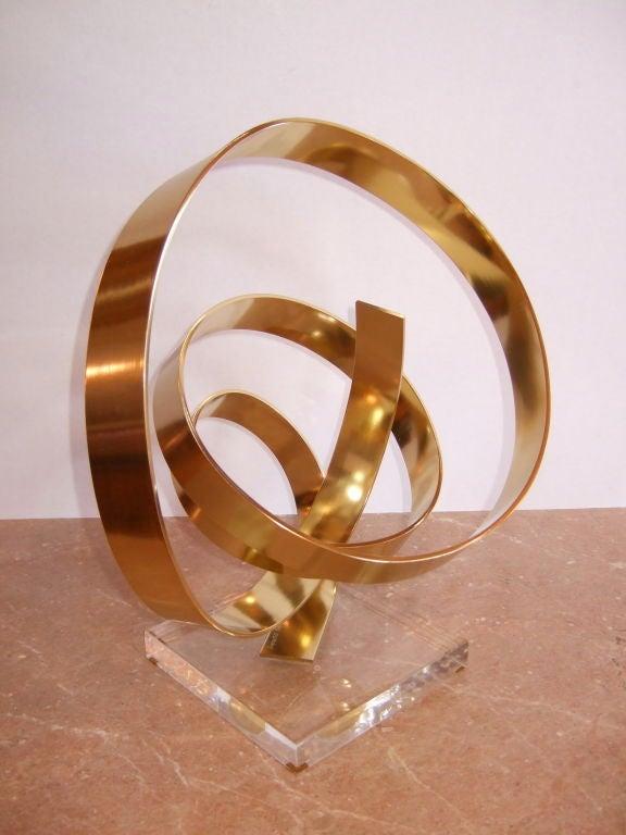 Dan Murphy Ribbon Sculpture 9