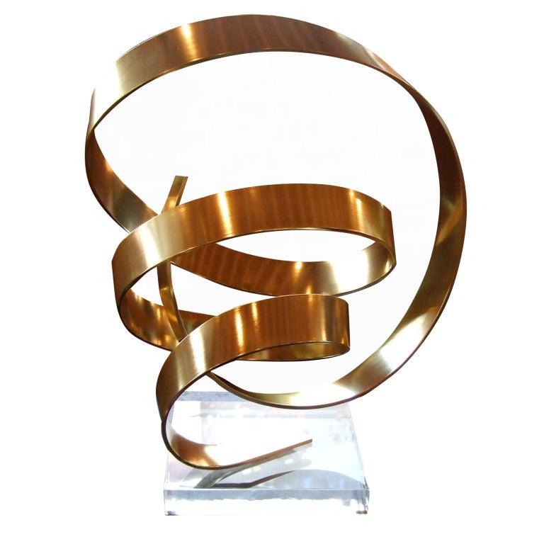 Dan Murphy Ribbon Sculpture 1