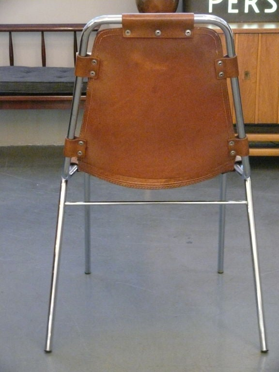 Charlotte Perriand Side Chair 2