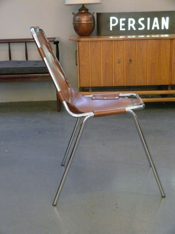 Charlotte Perriand Side Chair 1