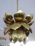 Brass Lotus Lights image 2
