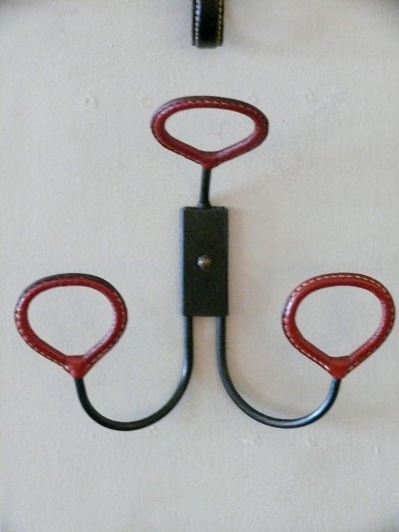 Jacques Adnet Coat Hooks 2