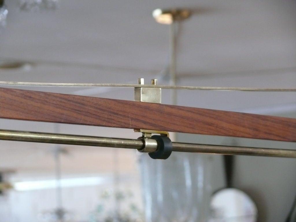 Italian Counter Balance Arm Sconce 3