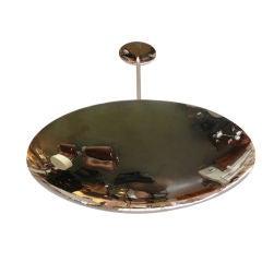 Brass Dome Ceiling Light