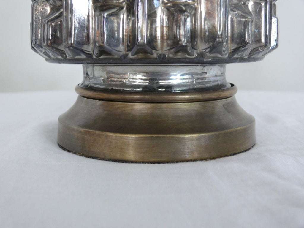 Mercury Glass Lamps At 1stdibs