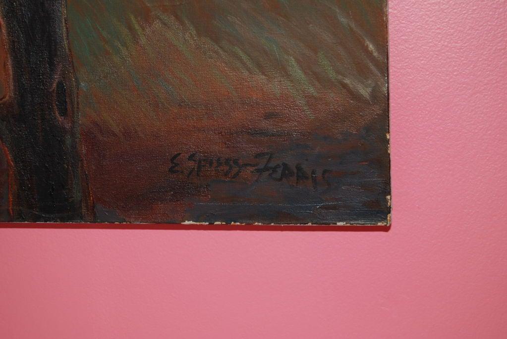 Eleanor Speiss-Ferris Oil on Canvas 2