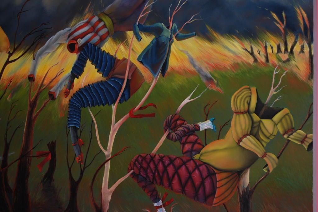 Eleanor Speiss-Ferris Oil on Canvas 3