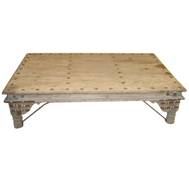 19thc indian coffee table at 1stdibs for Indian coffee table