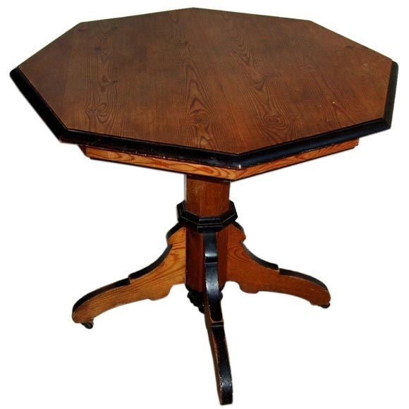 19th Century French Charles X Side Table For Sale